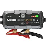 NOCO portable battery jump starter