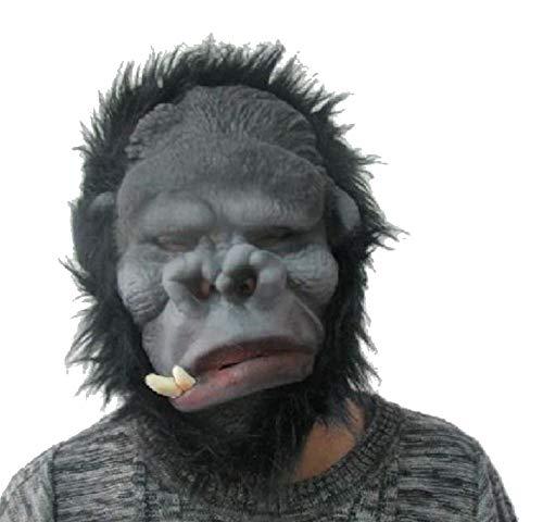Gorilla Masque Carnaval King Kong Costume