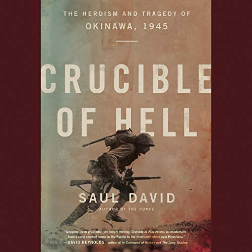 Crucible of Hell audiobook cover art