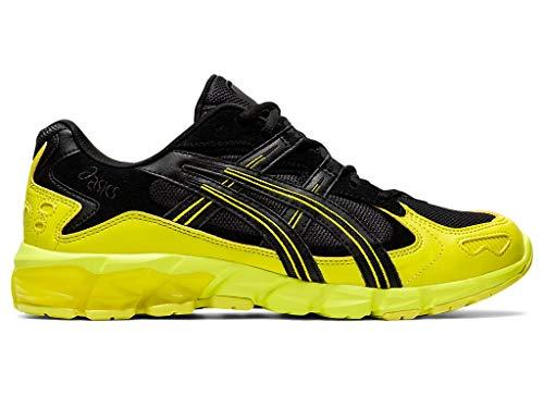 ASICS Men's Gel-Kayano 5 KZN Shoes, 13M, Black/Black
