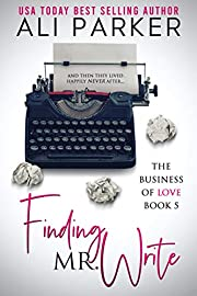 Finding Mr. Write (Business of Love Book 5)