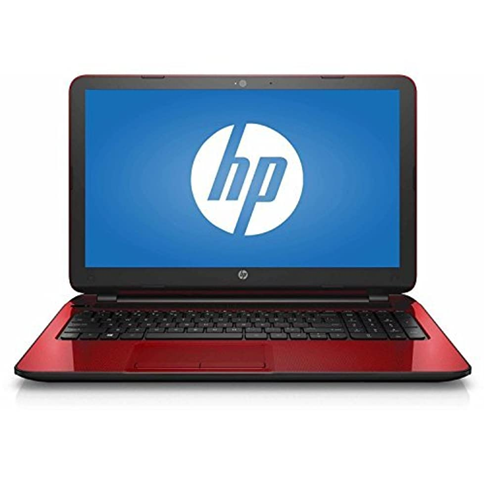 見るブルーム一般化する2017 HP Flyer Red 15.6 Inch Flagship Laptop (Intel Pentium Quad-Core N3540 Processor up to 2.66GHz 4GB RAM 500GB Hard Drive DVD Drive HD Webcam Windows 10 Home) (Certified Refurbished) [並行輸入品]