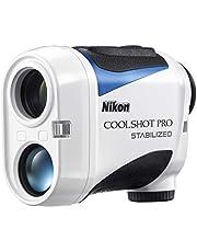 Nikon ゴルフ用レーザー距離計 COOLSHOT PRO STABILIZED ホワイト 手ブレ補正有り