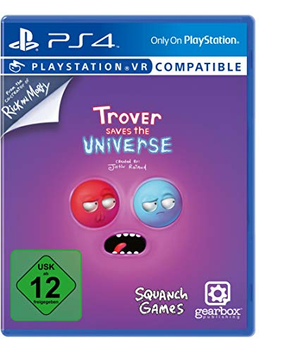 Trover Saves The Universe [ ] [Importación alemana]