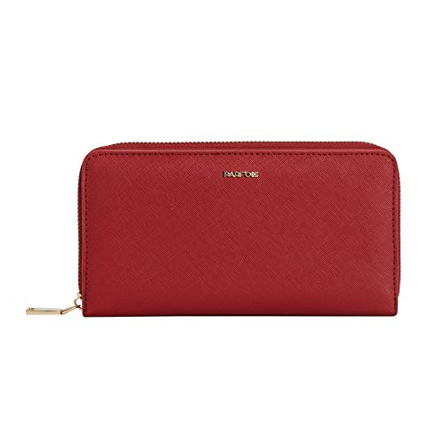 Parfois - Portemonnaie Basic - Damen - Größe L - Rot