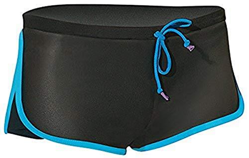 Camaro Damen Wave Pants Aqua Skin, Schwarz, L
