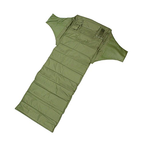Redneck Convent OD Green Shooters Mat Padded Roll Up Mat, 1/2in Pad - Hunting, Precision Shooting, Long Range Shooting Accessories
