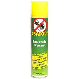Abatout Anti-Fourm Lacquer/Fleas/Gendarmes 405 ml