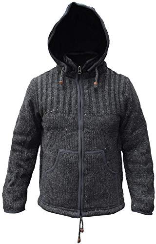 gheri natural woolen knitted hand
