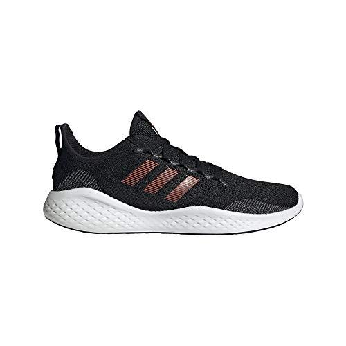 adidas FLUIDFLOW 2.0, Zapatillas de Running Hombre, NEGBÁS/Rojsol/GRISEI, 46 2/3 EU
