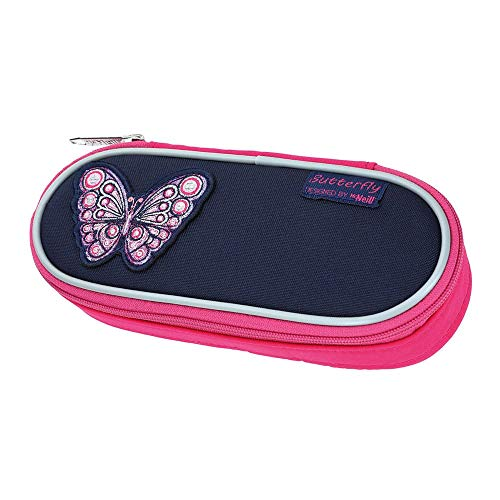 McNeill Small Pencil Case Butterfly