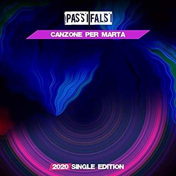 Canzone per Marta (2020 Short Radio)