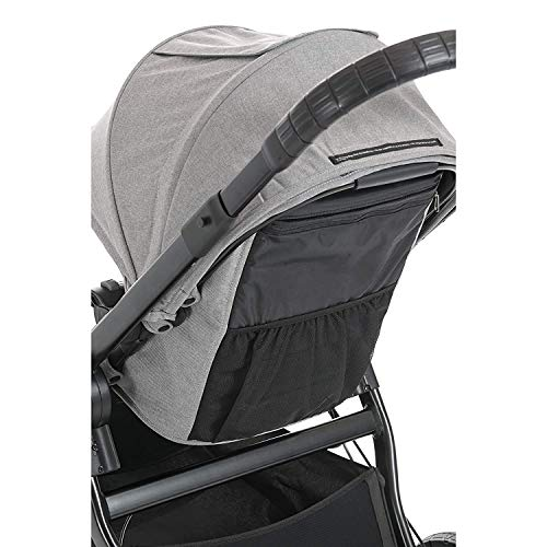 Baby Jogger City Select LUX Stroller   Baby Stroller with 20 Ways to Ride, Goes from Single to Double Stroller   Quick Fold Stroller, Slate