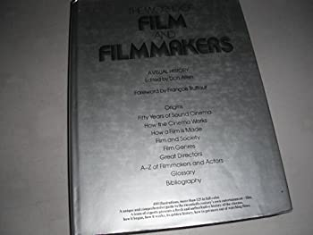 Hardcover World of Film and Filmmakers Book