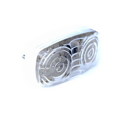 86652 Mini LED Strobe White
