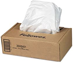 $59 » AutoMax Shredder Waste Bags, 16-20 gal, 50/CT, Sold as 2 Carton