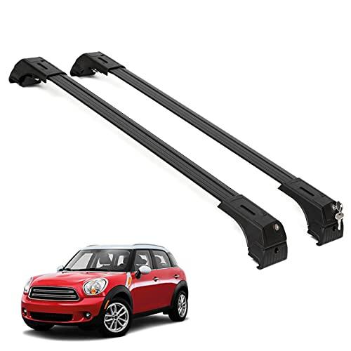 ERKUL Roof Rack Cross Bars for Mini Cooper...