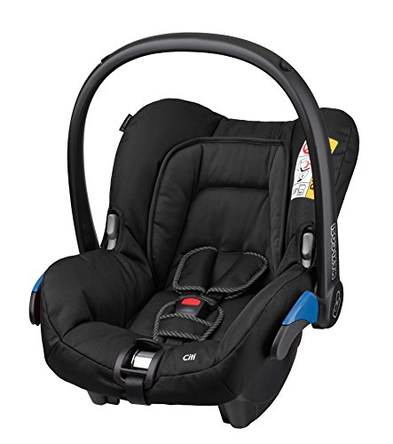 Cuervo Maxi-Cosi Citi 88238955 asiento de seguridad para niños, Grupo 0, hasta 13 kg, negro