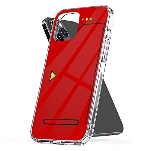 Phone Cover Case Compatible with iPhone 13 Mini Pokedex 8 Alt Plus 6 7 X Xs Xr 11 12 Pro Max Se 2020 Mini S9 S10 S20 S21 Scratch Samsung S21 13 Pro Max