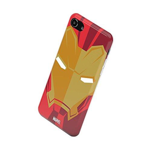 Tribe Marvel Avengers Funda para Apple iPhone 7/8, Cover Cubierta para iPhone - Diseño Ironman