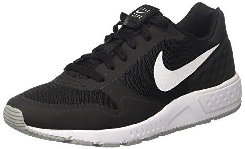 Nike Nightgazer LW Se, Zapatillas Hombre, Negro (Black/White/Wolf Grey), 44 EU