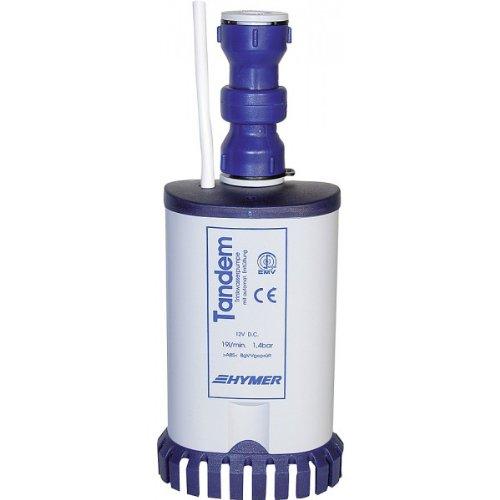 Hochleistungs-Tandempumpe speziell für Hymer Fahrzeuge