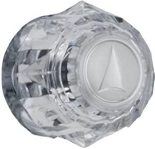Delta Faucet H31 Single Clear Knob Handle Kit