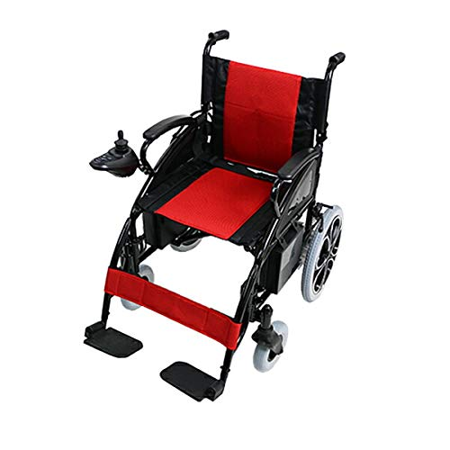 電動車椅子 黒 折りたたみ 車椅子 PSE適合 TAISコード取得済 コンパクト ノーパンクタイヤ 電動 手動 充電 電動ユニット 電動アシスト 電動カート 折り畳み 車椅子 車イス 車いす 四輪車 4輪車 移動 介護 電動車いす ブラック scooter