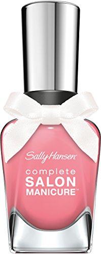 Sally Hansen Complete Salon Manicure, Nagellack mit Keratin, Hochzeitskollektion, Fb. 183/259, style icon