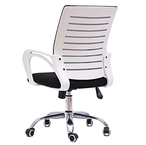 Silla para juegos MHIBAX, silla deoficina, silla de oficina, silla de malla para personal, silla para ordenador, elevador para el hogar, asiento giratorio, sillón trasero de