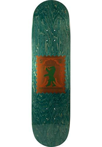 TITUS Skateboard Deck 5 Yrs Patrick Rogalski : Green / 8.25 Größe 8.25