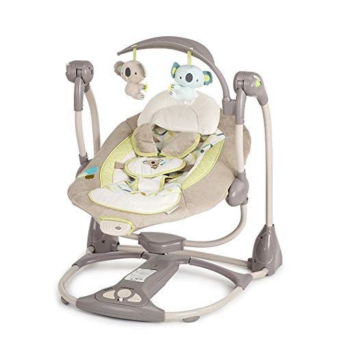 Buy Bargain DUOUH Multi-Function Baby Electric Music Rocking Chair, Baby Comfort Cradle Swing Chair,...