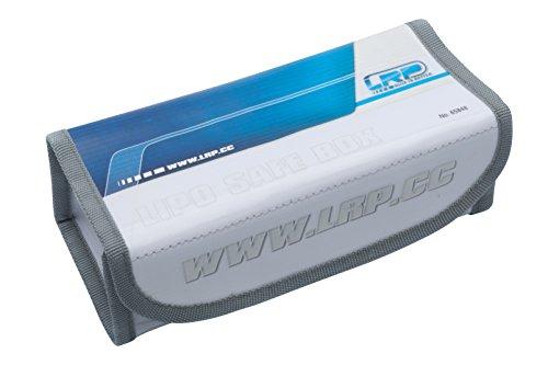 LRP Electronic 65848 - LiPo Safe Box, Large, 18 x 8 x 6 cm