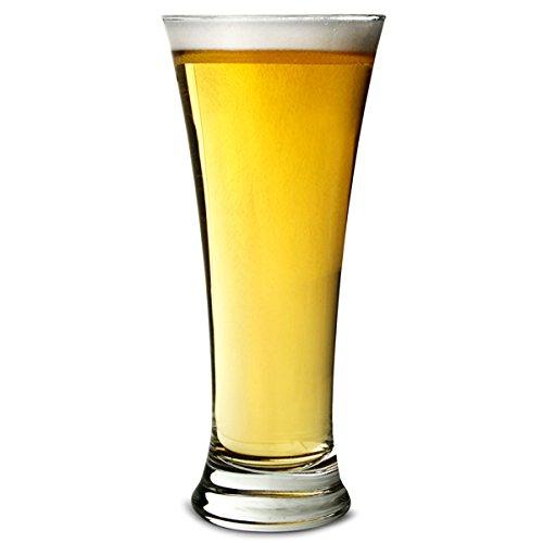 Arcoroc Martigues Birra Goblet 330ml, senza contrassegno di riempimento, 6 Goblet