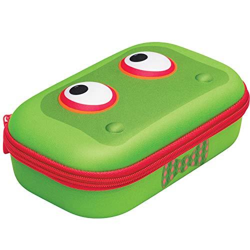ZIPIT Beast Pencil Box/Storage Box, Green