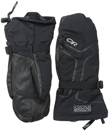 Outdoor Research Mens Highcamp Mitts Black Medium