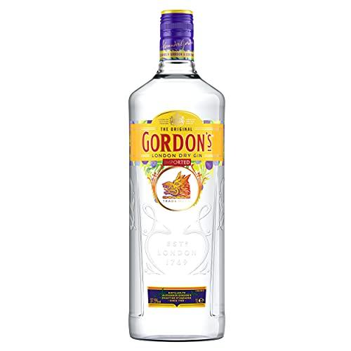 Gordon'S Special Dry London Gin, 1000ml