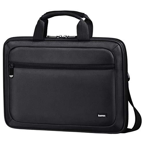 Hama Notebooktasche Nizza bis 44 cm (17,3 Zoll) schwarz