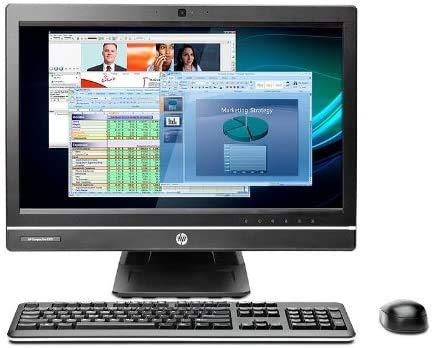 """PC All in One 21,5"""" HP ELITE 6300 INTEL I3 3240 /8GB/256 SSD /23in LED/WIN 10 (Ricondizionato)"""