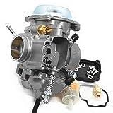 Motocicleta Kit de reemplazo de reparación de carburador de carburador para P&olaris para M&AGNUM 325 330 400 425 500 Auto Motor Accesorios Carburador