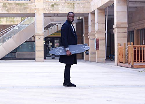 E-Skateboard RCB Longboard mit Elektromotor Bild 4*