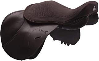 Acavallo Ortho Coccyx Gel in Dri-Lex Seat Saver – Jumping, Medium, Brown