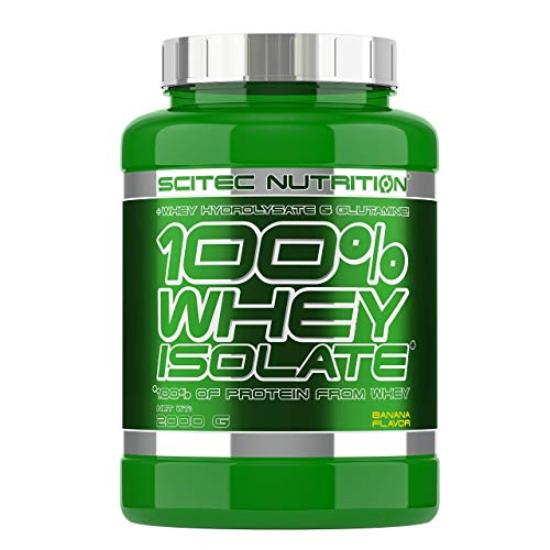 Whey Isolate 2000g banana AF