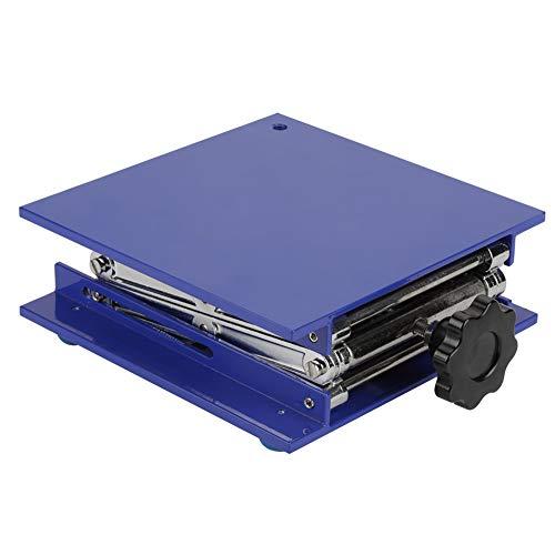 Labor-Hebebühne, 200 × 200 × 280 mm/7,9 × 7,9 × 11 Zoll Aluminiumoxid Labor-Hebeständer Labor-Hebebühne