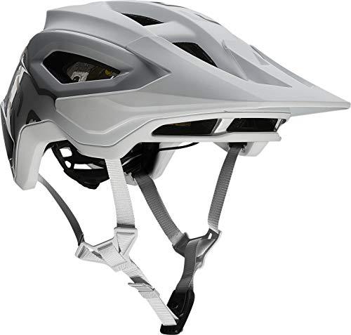 FOX Enduro MTB-Helm Speedframe Pro Weiß Gr. M