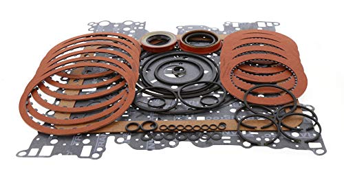 Compatible With: Chevy Aluminum Powerglide Transmission High Performance Alto Red Eagle Less Steel Rebuild Kit 62-73