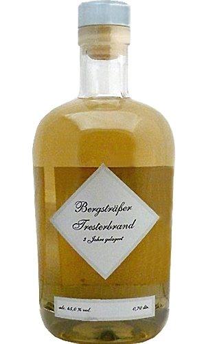 Bergsträsser Tresterbrand vom Chardonnay 0,7 L