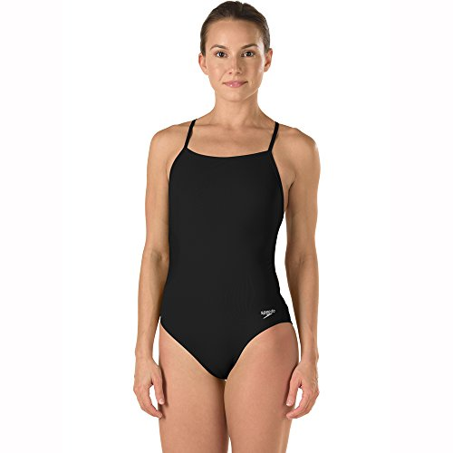 Speedo Women's Swimsuit One Piece Endurance The One Solid Team Colors - Manufacturer Discontinued