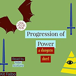 Progression of Power: A Dungeon Short cover art