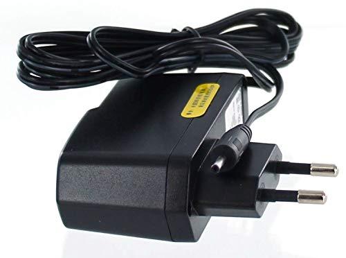 MobiloTec Netzteil kompatibel mit TrekStor Volks-Tablet Wi-Fi (VT104, Notebook/Netbook/Tablet Netzteil/Ladegerät Stromversorgung